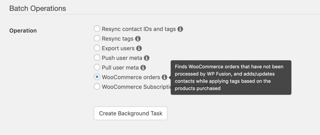 Connect WooCommerce to your CRM | WP Fusion