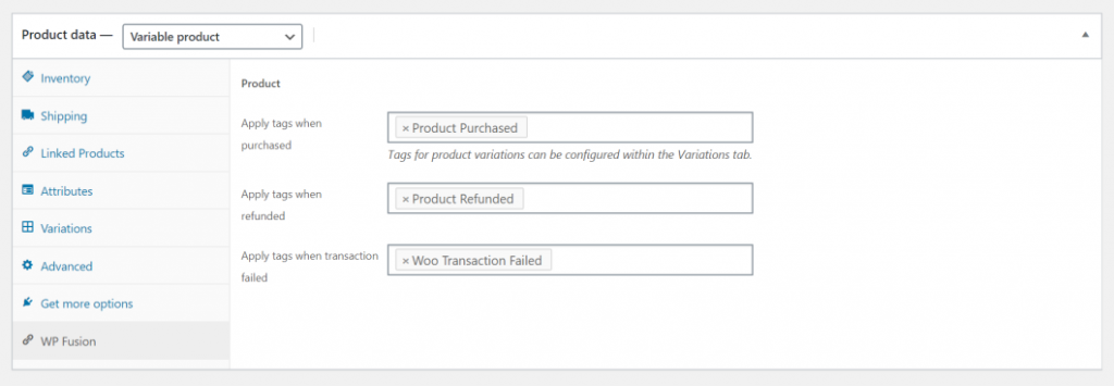 Segmenting customers by applying Mailchimp tags