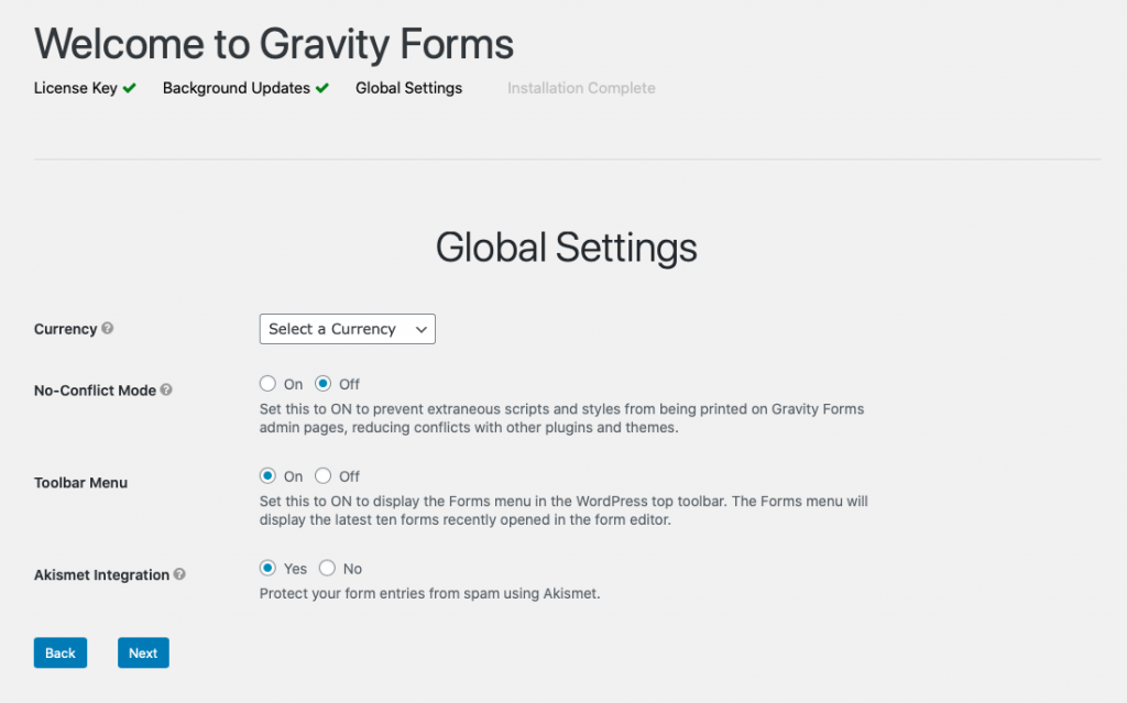 gravity forms woocommerce